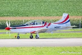 067 Pilatus PC-9M - Croatian Air Force Wings of Storm