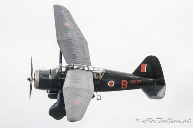 G-AZWT / V9367 Westland Lysander Mk.IIIa