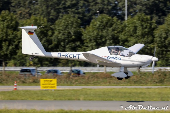 D-KCHT Diamond HK-36R Super Dimona