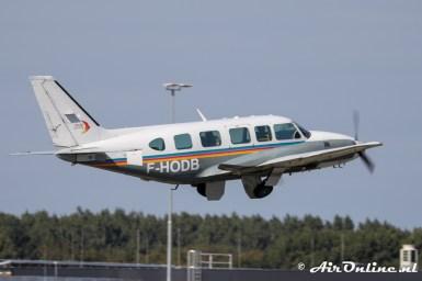 F-HODB Piper PA-31-350 Chieftain