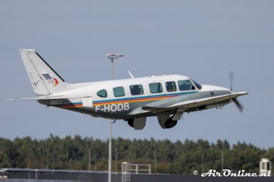 F-HODB Piper PA-31-350 Chieftain