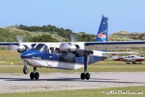 D-IFTI Britten-Norman BN-2B-20 Islander