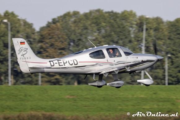 D-EPCD Cirrus SR22 GTS Turbo g3