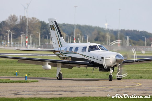 PH-FHB Piper PA-46-500TP Meridian