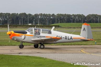 PH-RLA Saab 91D Safir