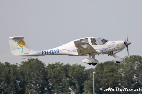 PH-RAB Diamond DA 40D Star TDI