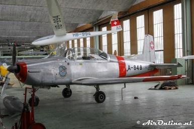N848AD / A-848 Pilatus P3-05