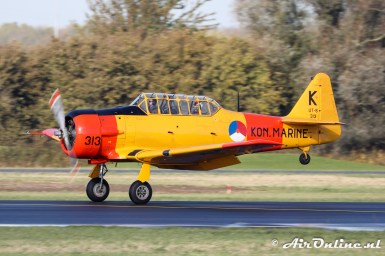 PH-TXN / 313 North American AT-6A Texan