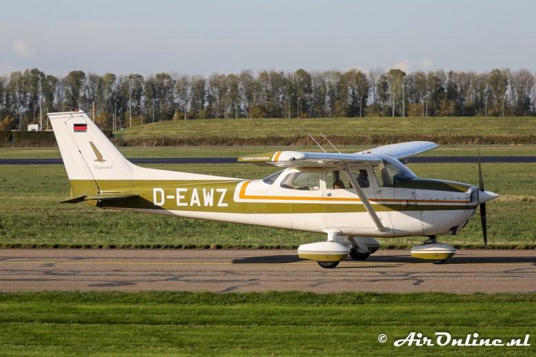 D-EAWZ Reims/Cessna F172M Skyhawk