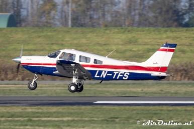 LN-TFS Piper PA-28-181 Archer III