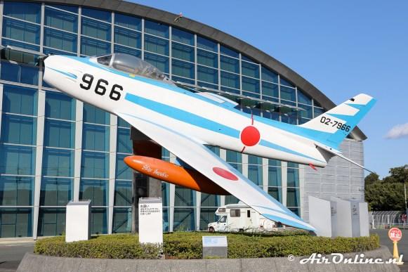 02-7966 North American F-86F Sabre Blue Impulse