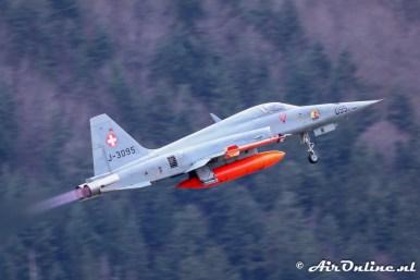 J-3095 Northrop F-5E Tiger II Swiss AF