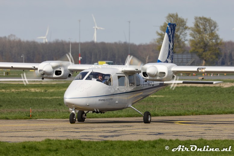 PH-MAS Partenavia P68C-TC