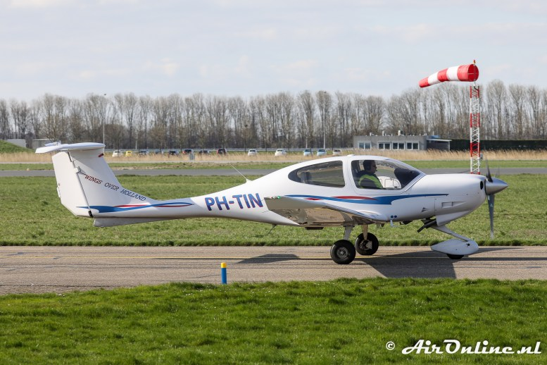 PH-TIN Diamond DA 40D Diamond Star