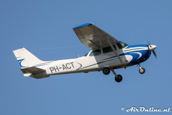 PH-ACT Cessna 172M Skyhawk