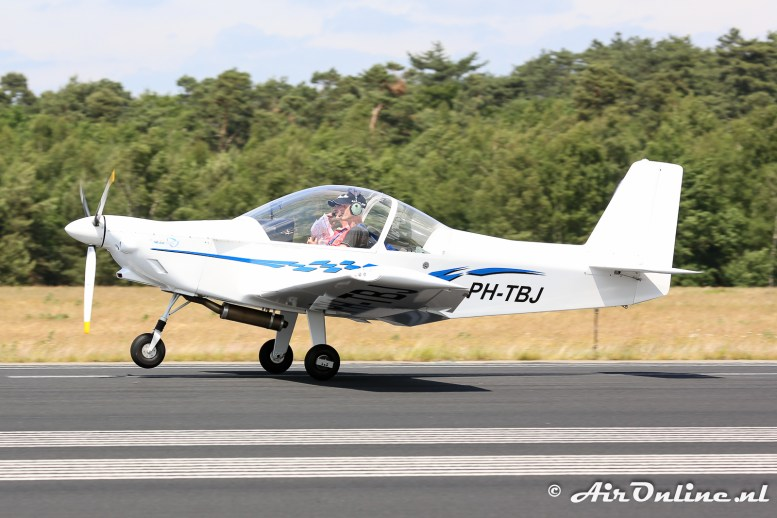 PH-TBJ Brändli BX-2 Cherry