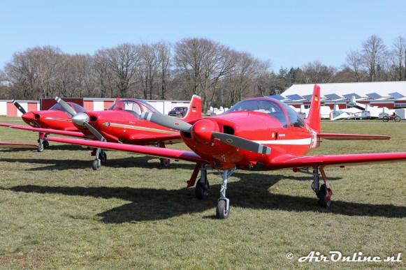 Red F.8L Falco's