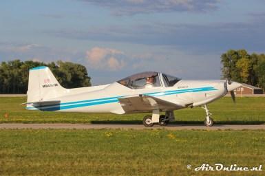 N944BW Sequoia Falco F.8L