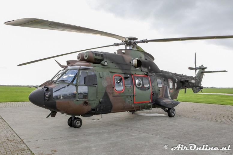 S-459 Eurocopter AS-532U2 Cougar Mk2 - KLu