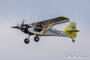PH-BCF SkyStar Kitfox Classic IV