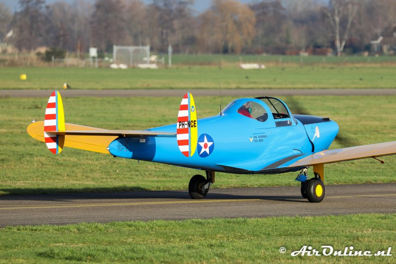 PH-NCE Erco 415D Ercoupe