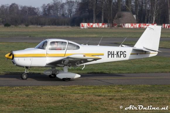 PH-KPG Fuji FA-200-180 Aero Subaru