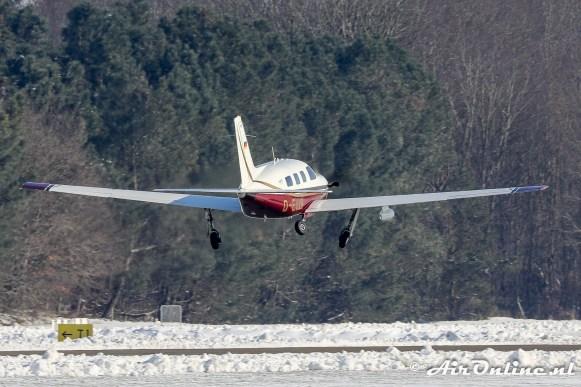 D-EUVH Piper PA-46-350P Malibu Mirage/Jetprop DLX