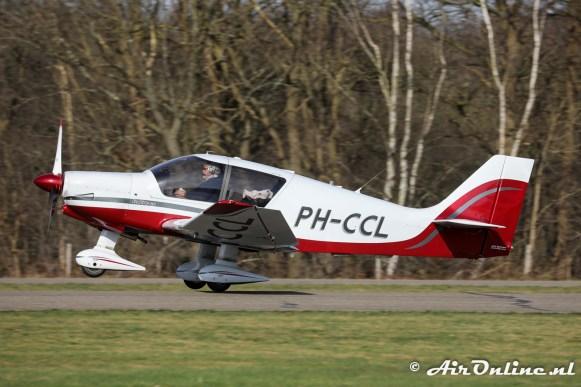 PH-CCL Robin DR400/135cdi Ecoflyer