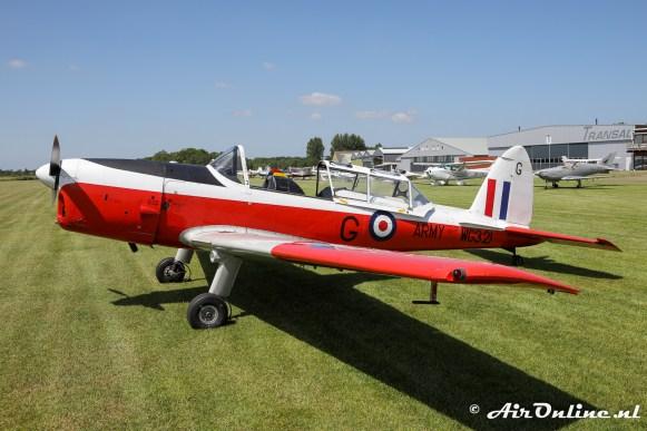 G-DHCC / WG321/G De Havilland Canada DHC-1 Chipmunk 22