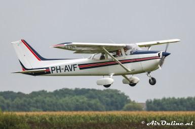 PH-AVF Reims/Cessna F172P Skyhawk II.