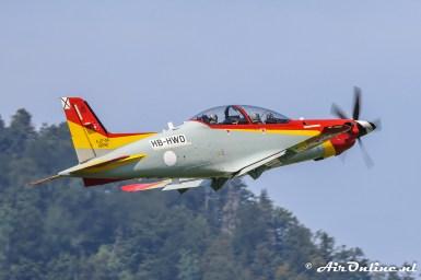 HB-HWD / E.27-04 / 10242 Pilatus PC-21 (c/n 317)
