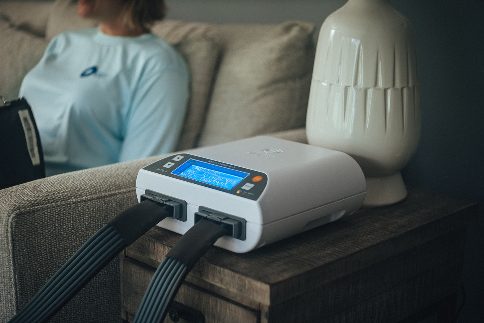 AIROS 6 Compression Device | Medicare Lymphedema Pump | AIROS