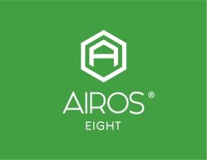 Green AIROS 8 Logo