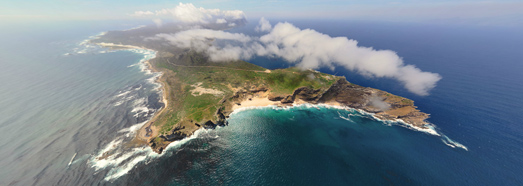 Cape of Good Hope, South Africa. - AirPano.com • 360 Degree Aerial Panorama • 3D Virtual Tours Around the World