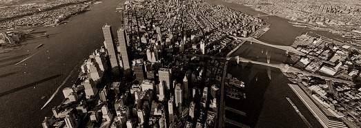 New York. Remembering 9/11 - AirPano.com • 360 Degree Aerial Panorama • 3D Virtual Tours Around the World
