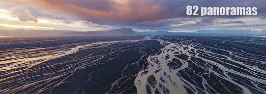 Grand tour of Iceland - AirPano.com • 360 Degree Aerial Panorama • 3D Virtual Tours Around the World
