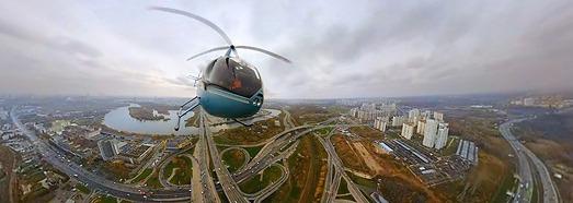 Μόσχα, Aerial Video 360 - AirPano.com • 360 μοιρών Εναέρια Πανόραμα • 3D Virtual Tours σε όλο τον κόσμο