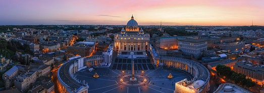 Vatican City State - AirPano.com • 360 Degree Aerial Panorama • 3D Virtual Tours Around the World