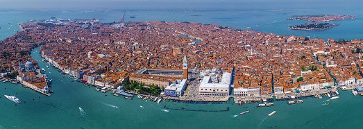 Venice, Italy - AirPano.com • 360 Degree Aerial Panorama • 3D Virtual Tours Around the World