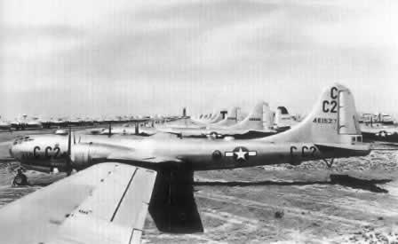 Long Term Military Aircraft Storage Facilities And