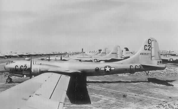 Amarillo Air Force Base