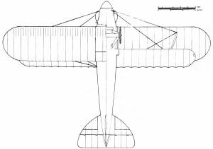 Loughead Sport Biplane Model S-1 Article & Plans, October