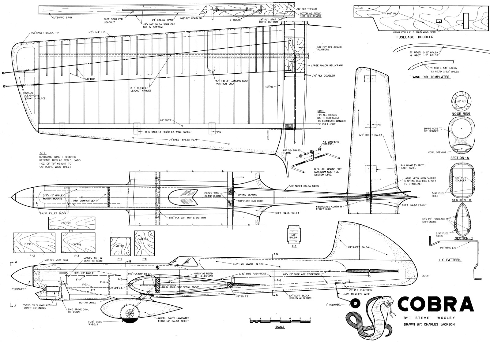 Cobra February American Aircraft Modeler