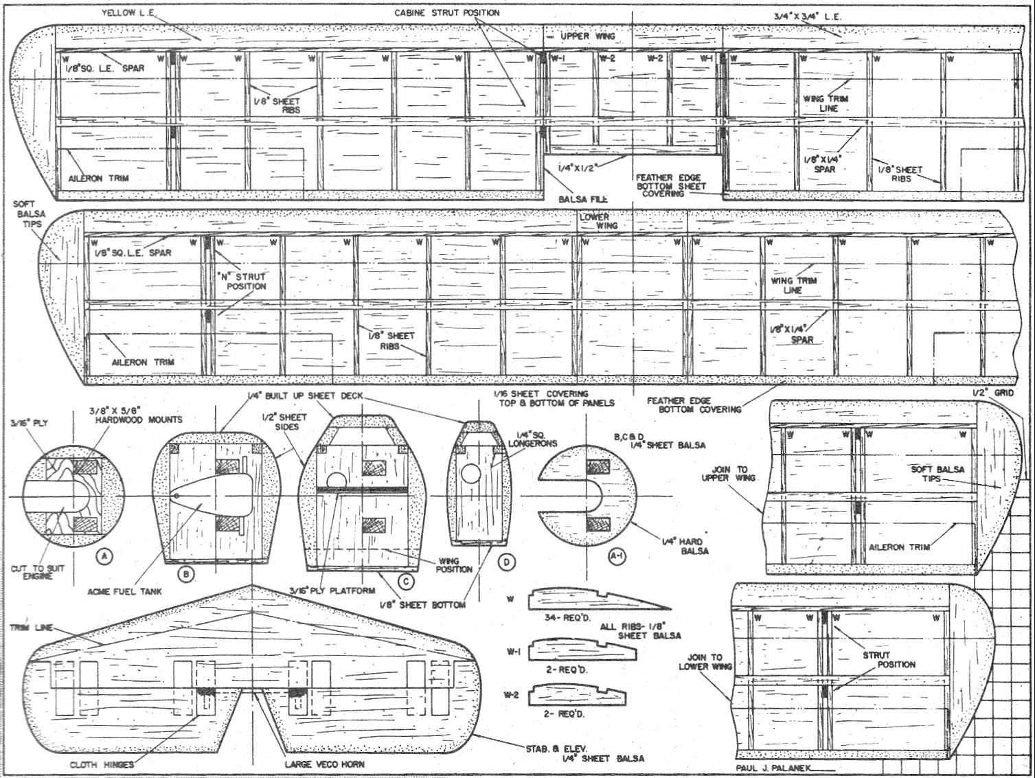 Grumman Ag Cat Article Amp Plans April American