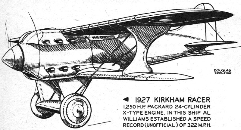 Air Progress: The Search for Speed, November 1950 Air