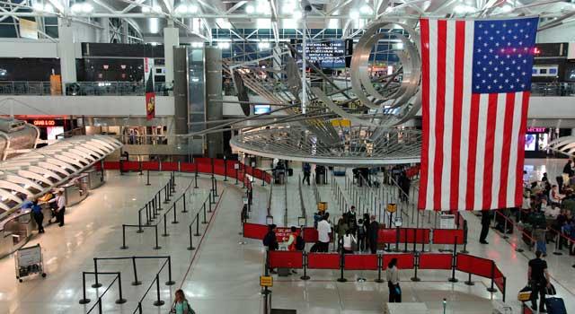 Jfk Departures