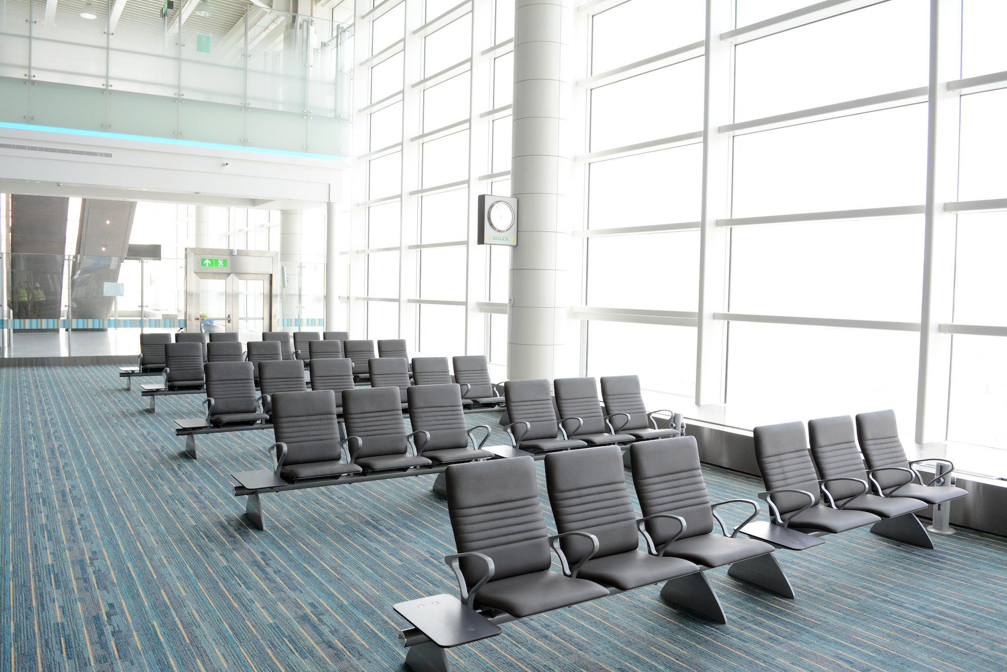 Zoeftig  Airport Terminal Seating Design and Manufacturer