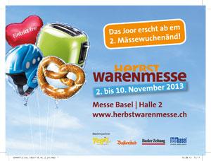 Basler Herbstwarenmesse