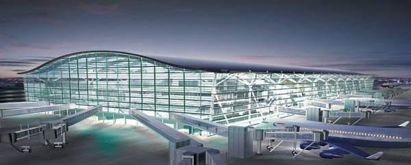 London Heathrow Airport Lha Egll Airport Technology