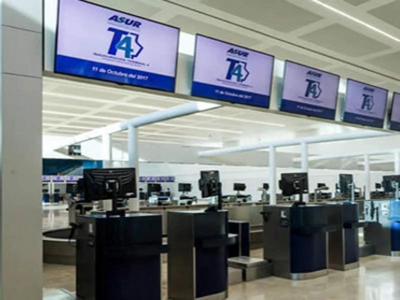 Terminal 4 Cancun International Airport  Airport Technology